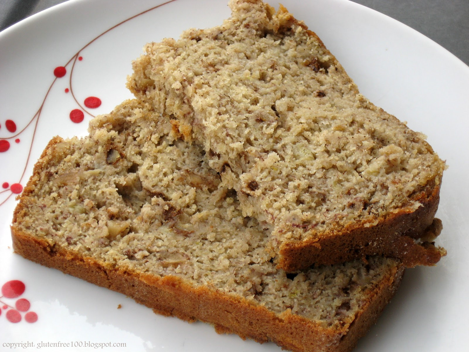 Healthy Gluten Free Bread  Healthy Banana Bread Recipe gluten free