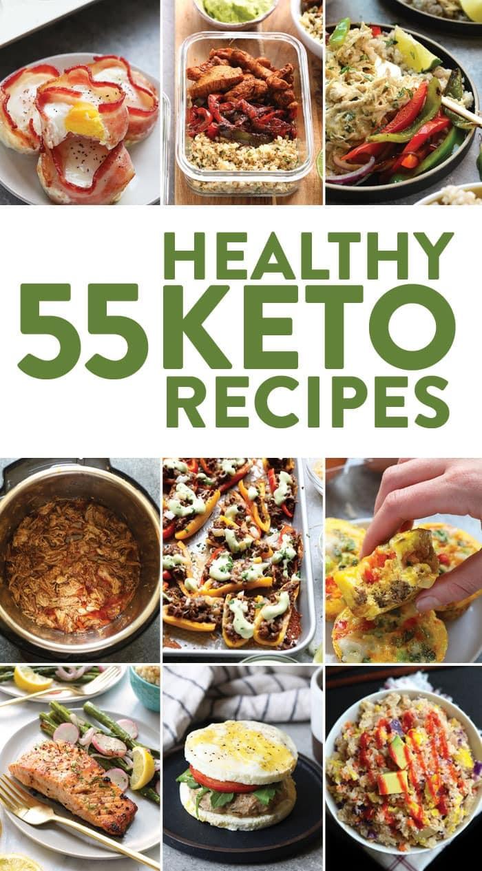 Healthy Keto Recipes  55 Keto Recipes