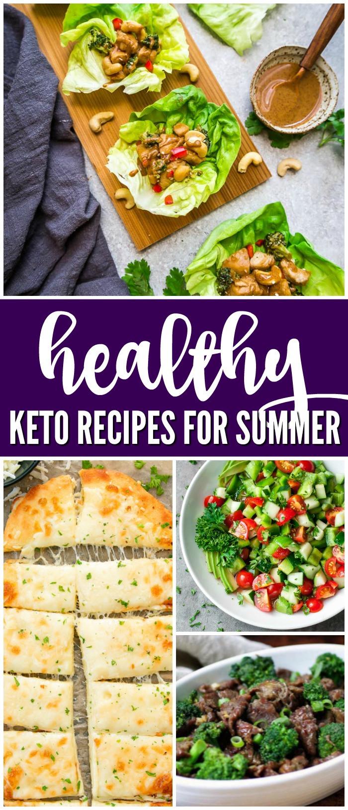 Healthy Keto Recipes  Healthy Keto Recipes for Summer