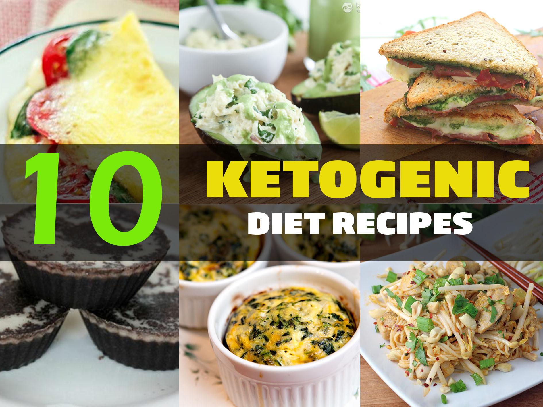 Healthy Keto Recipes  10 Keto Recipes — High in Healthy Fats Low in Carbs