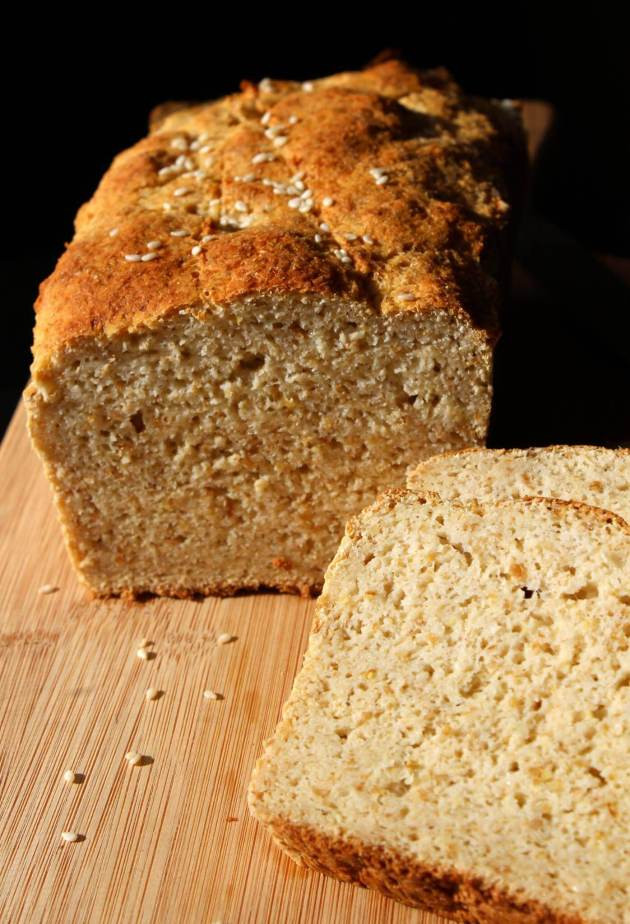 Healthy Low Carb Bread  Basic Low Carb Yeast Bread Wonderfully Made and Dearly Loved