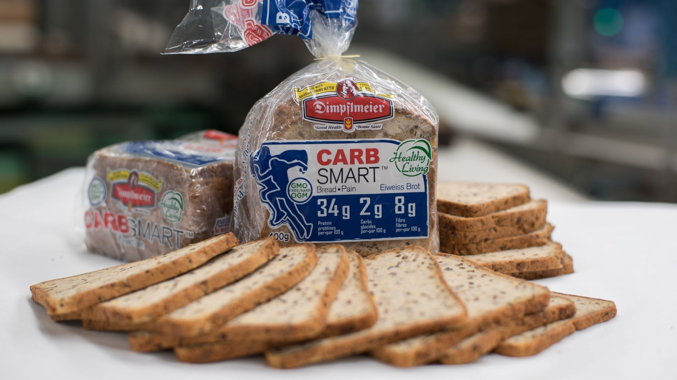 High Fiber Low Carb Bread  Dimpflmeier Bakery Promises Consumers the Holy Grail of