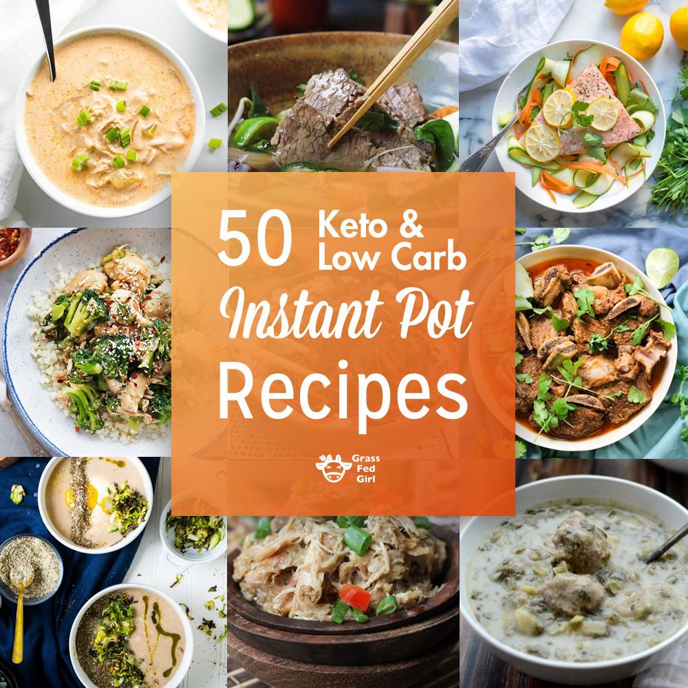 Insta Pot Keto Recipes  Keto and Low Carb Instant Pot Recipes