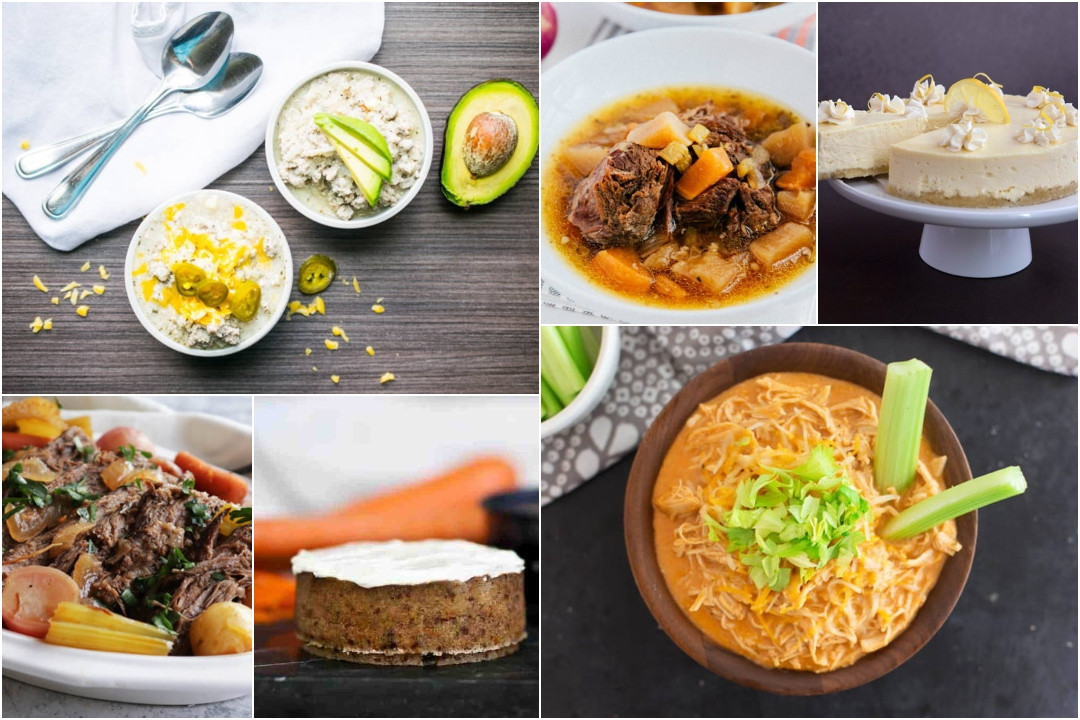 Insta Pot Keto Recipes  17 Best Instant Pot Keto Recipes for Your Low Carb Meal Plan