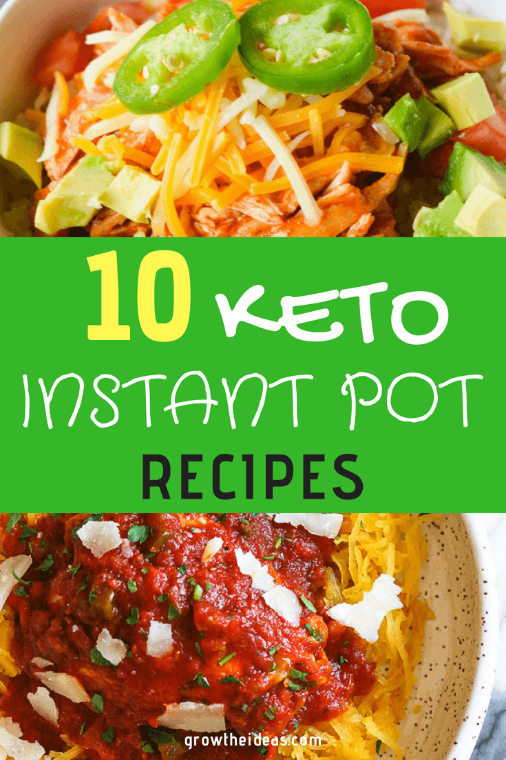 Insta Pot Keto Recipes  10 Instant Pot Keto Recipes To Try Tonight While Doing The