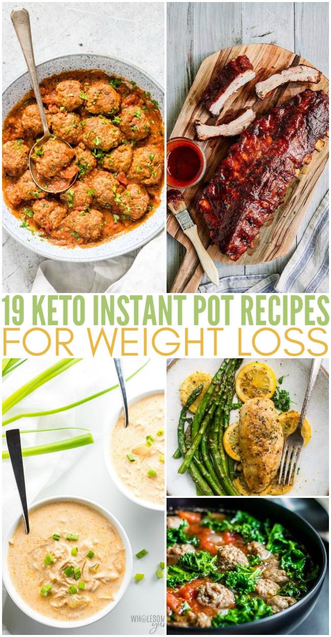 Insta Pot Keto Recipes  19 Keto Instant Pot Recipes For Weight Loss Hot Beauty