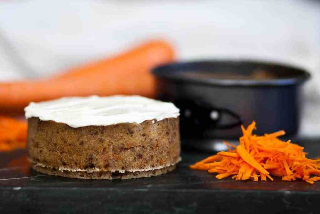 Instant Pot Keto Cake  Instant Pot Keto Carrot Cake – Two Sleevers