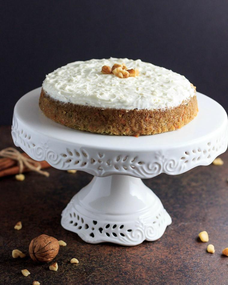 Instant Pot Keto Cake  Keto Instant Pot Carrot Cake