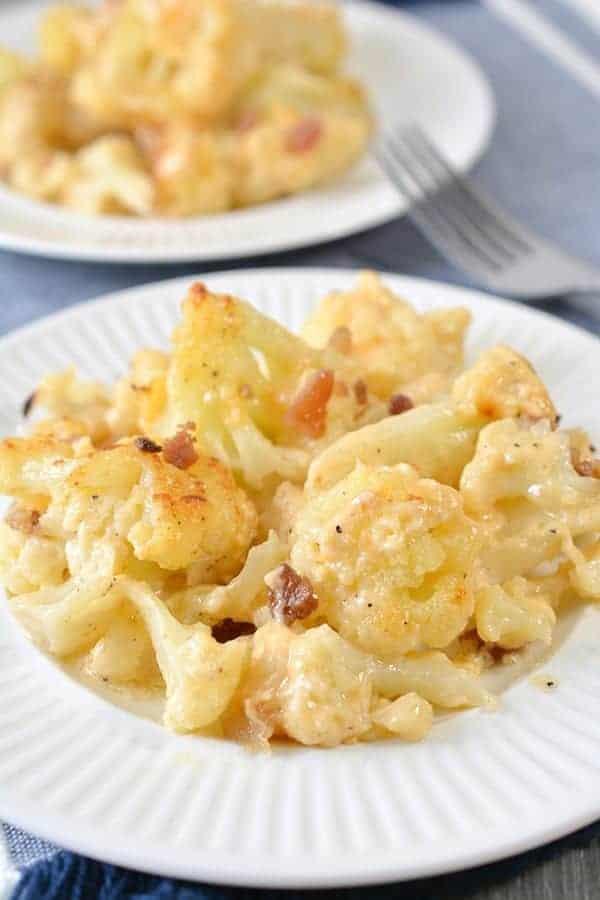 Instant Pot Keto Mac And Cheese  Keto Cauliflower Mac and Cheese Easy Instant Pot Recipe
