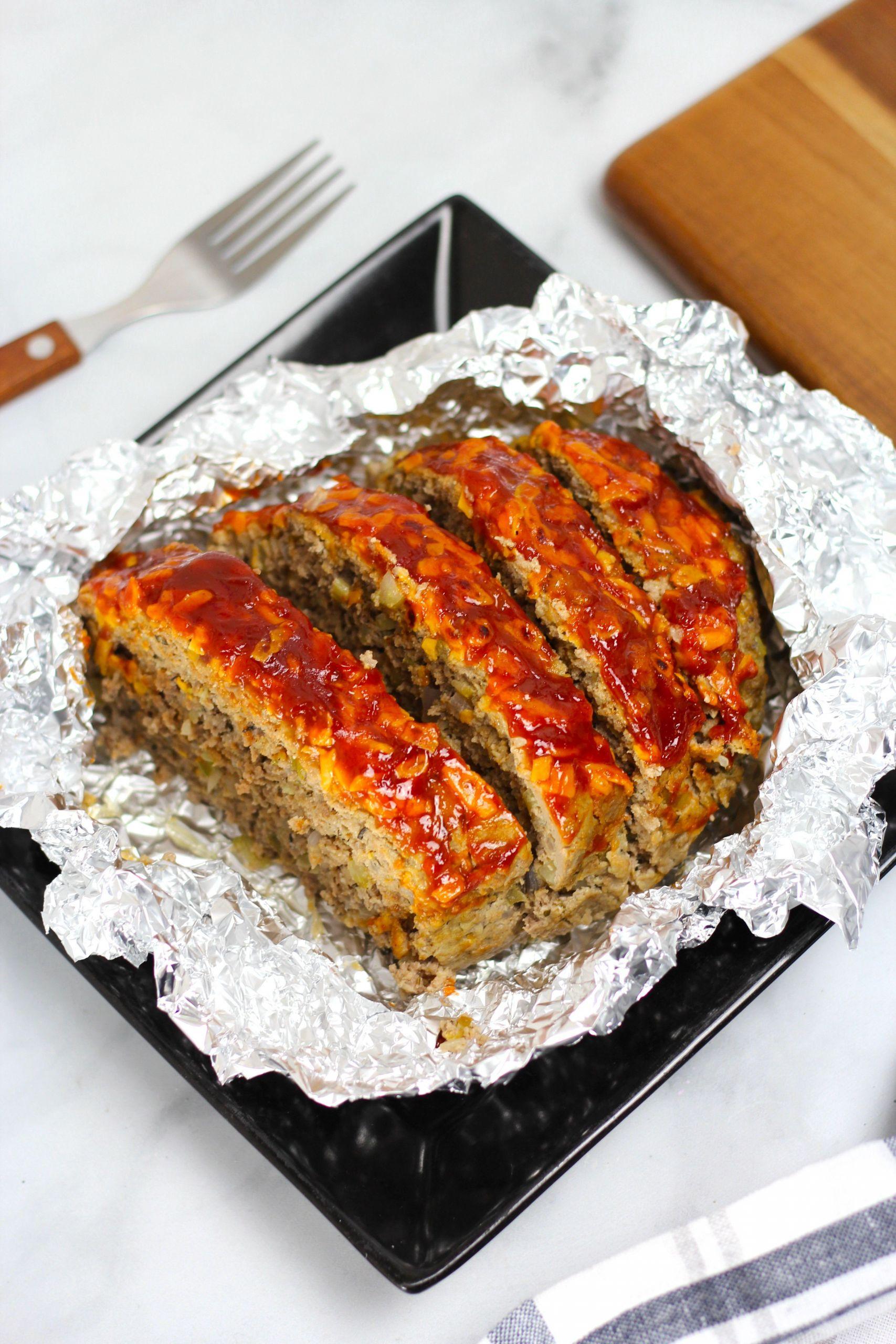 Instant Pot Keto Meatloaf  Instant Pot Meatloaf Keto Low Carb Gluten Free