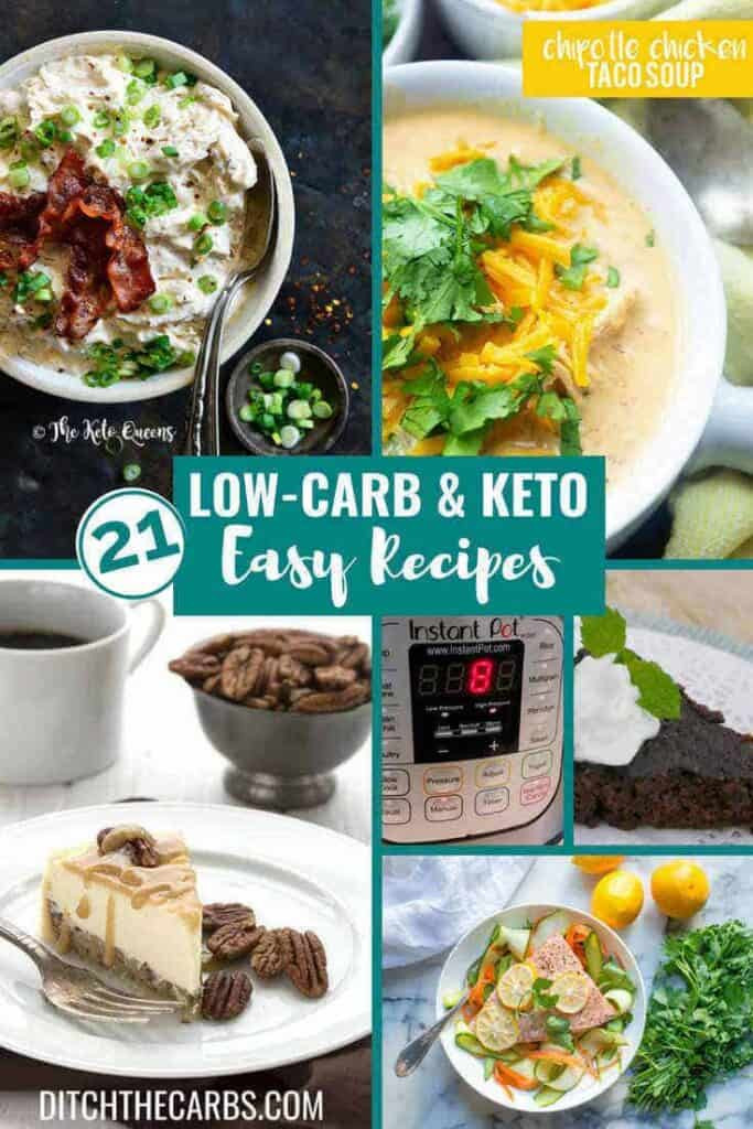 Instant Pot Keto Recipes  21 Best Low Carb Keto Instant Pot Recipes — sweet AND