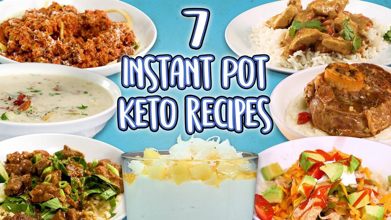 Instant Pot Keto Recipes  7 Instant Pot Keto Recipes