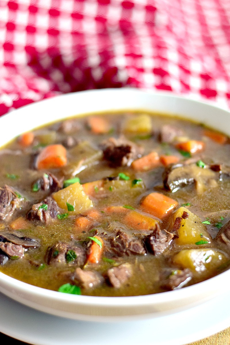 Instant Pot Keto Stew  Ultimate Keto Instant Pot Beef Stew