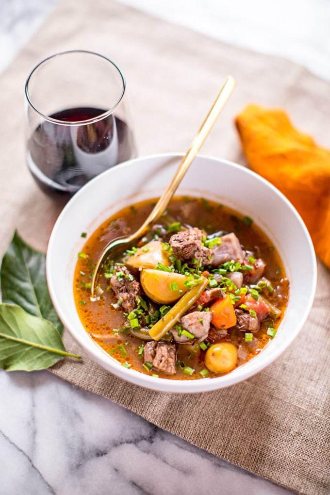 Instant Pot Keto Stew  Low Carb Keto Beef Stew Instant Pot Recipe