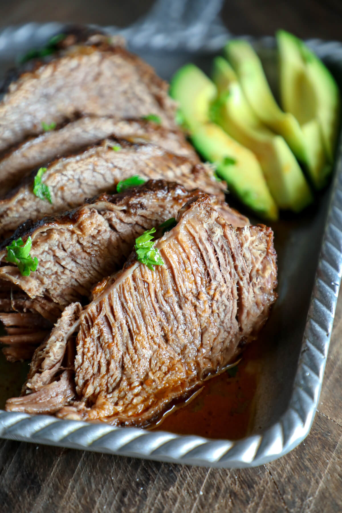 Instapot Keto Beef  Keto Beef Brisket in the Instant Pot Low Carb