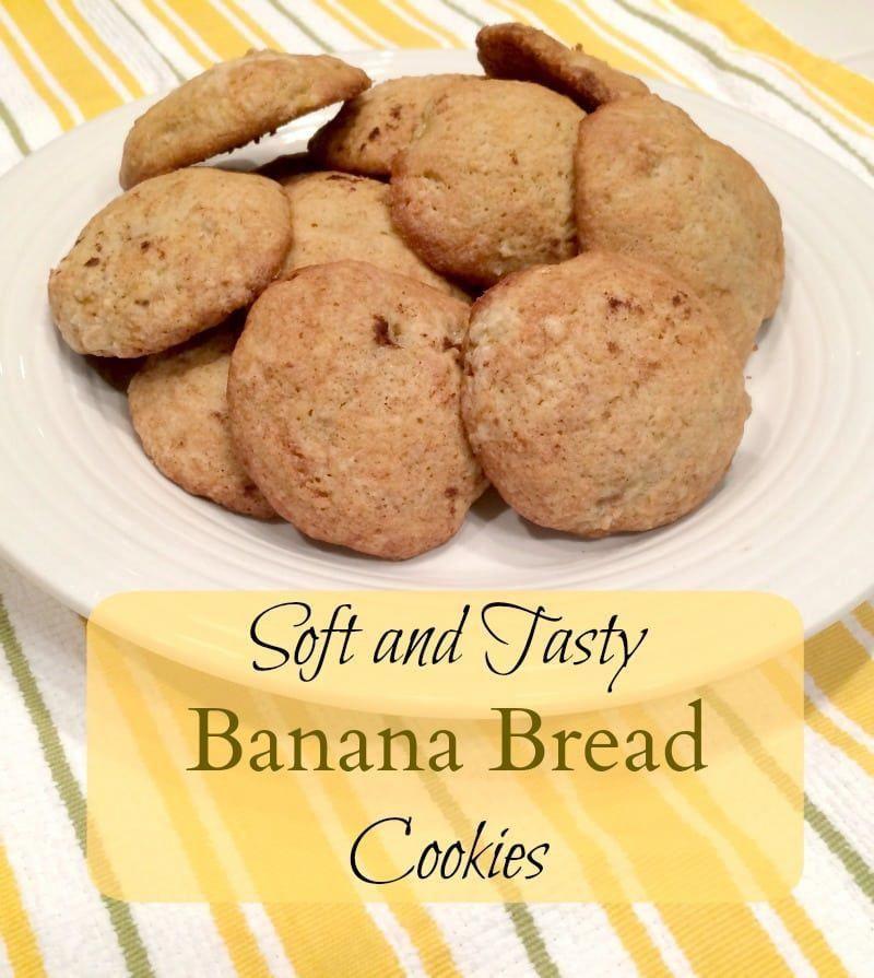 Keto Banana Bread Cookies  Pin on Keto cookies