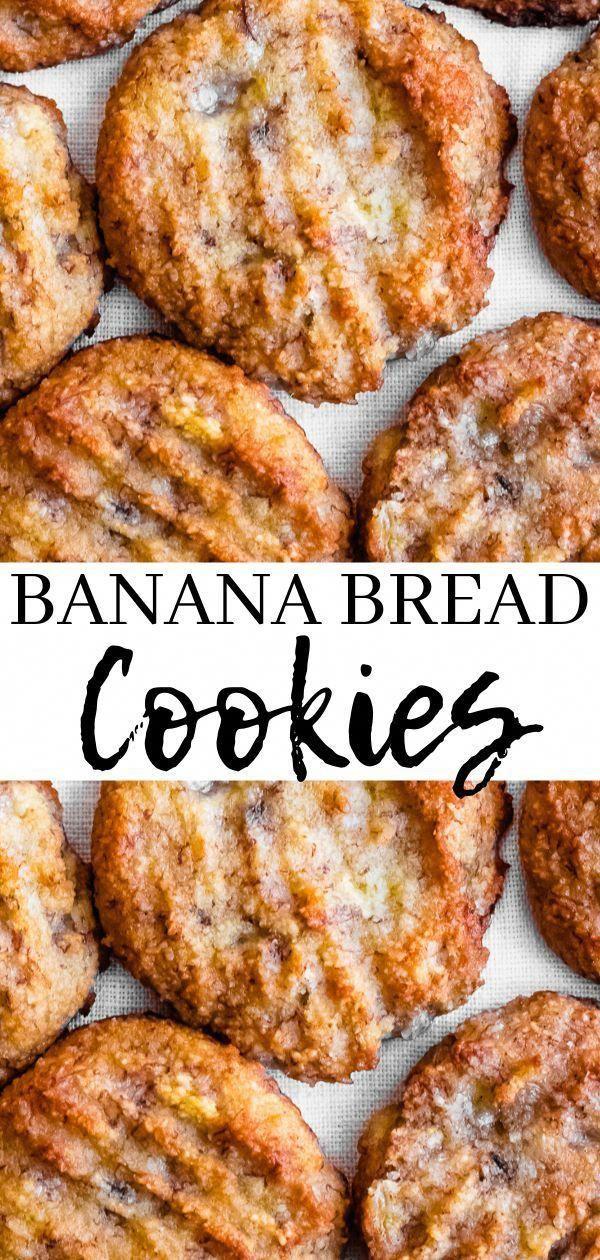 Keto Banana Bread Cookies  Pin on Keto Diet Book