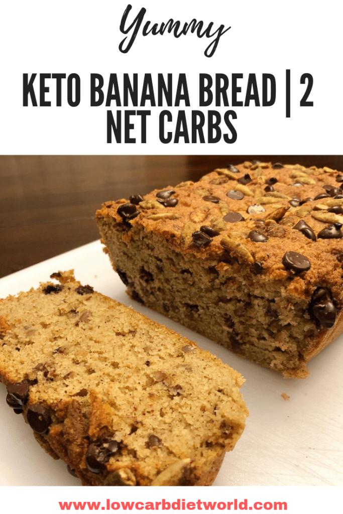 Keto Banana Bread Cookies  KETO Banana Bread