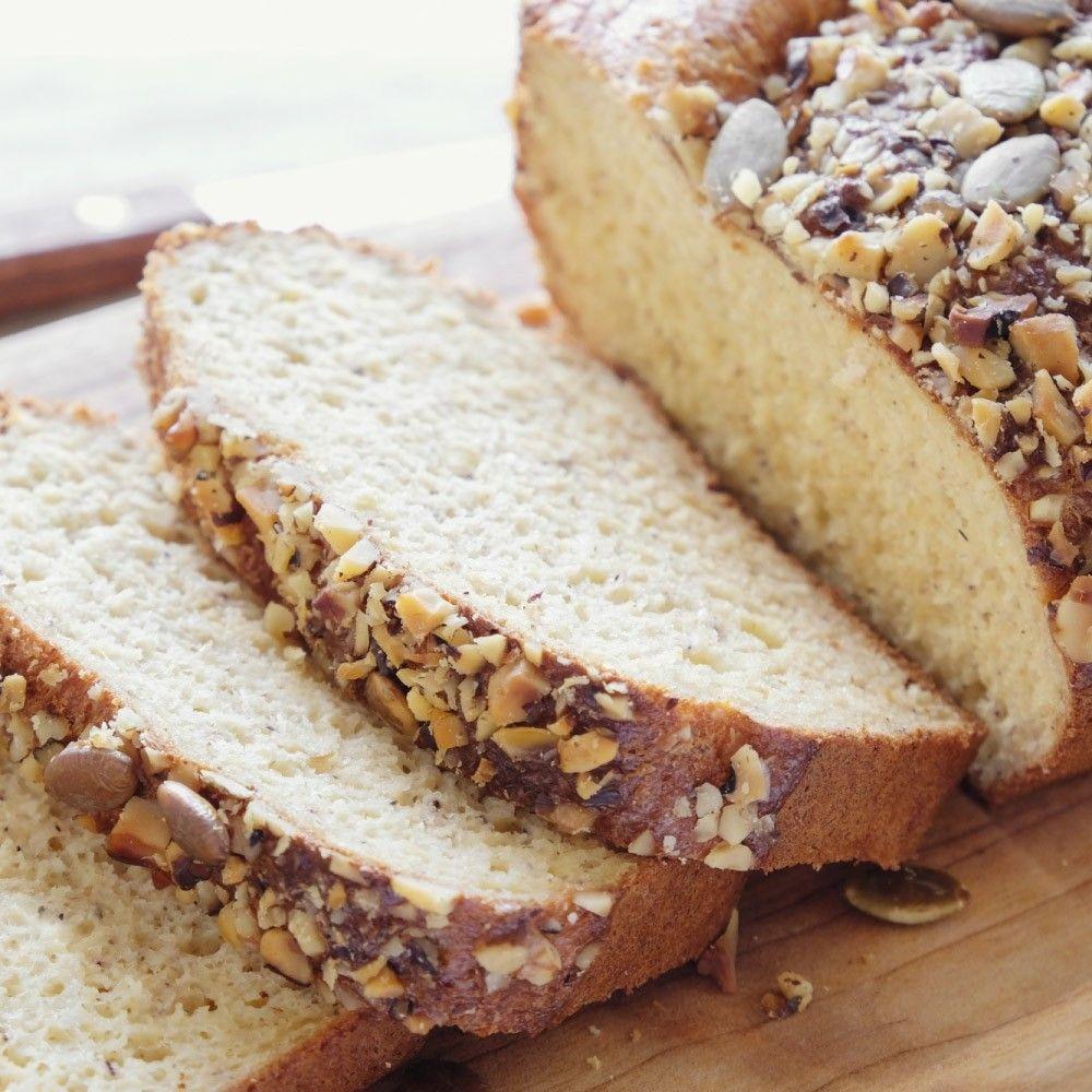 Keto Bread Almond Flour Psyllium  Keto Almond & Psyllium Bread