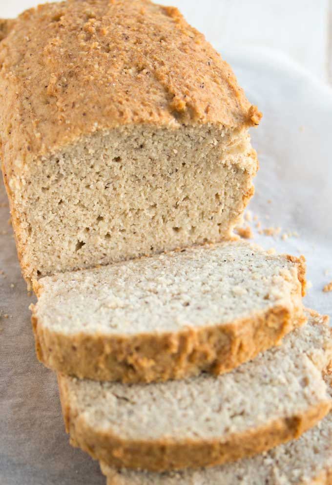 Keto Bread Crumbs Almond Flour  Almond Flour Keto Bread Recipe – Sugar Free Londoner