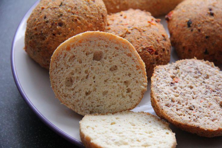 Keto Bread Rolls Coconut Flour  Almond Flour Bread Rolls Recipe