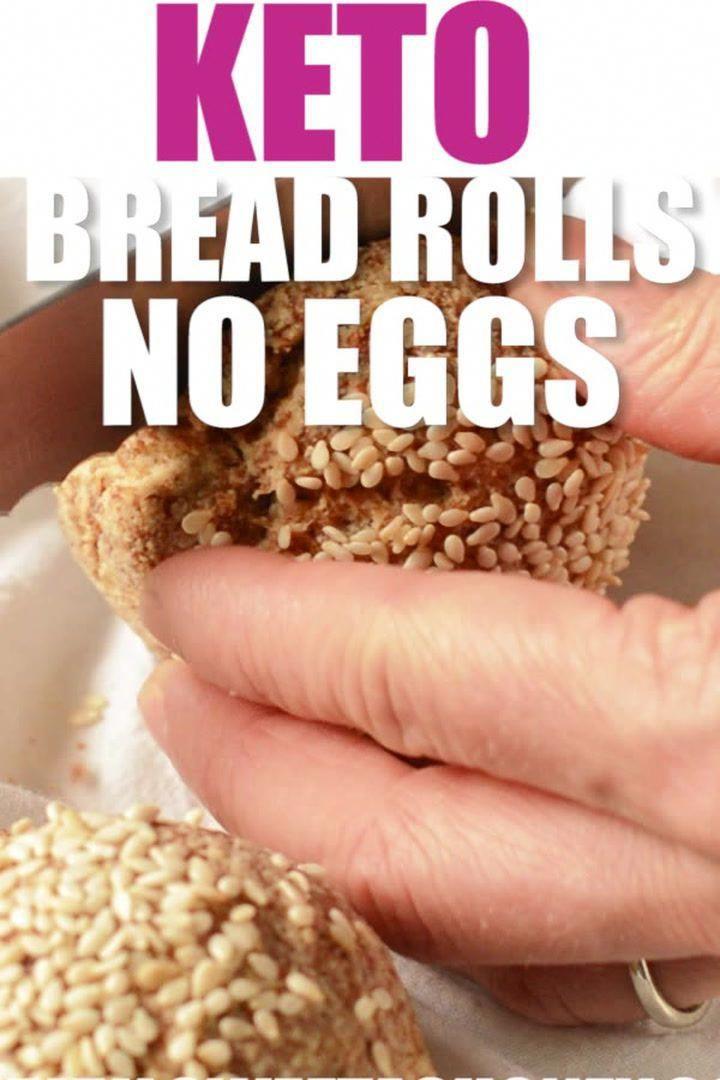 Keto Bread Rolls Coconut Flour  Keto Zucchini Bread With Coconut Flour KetoBread