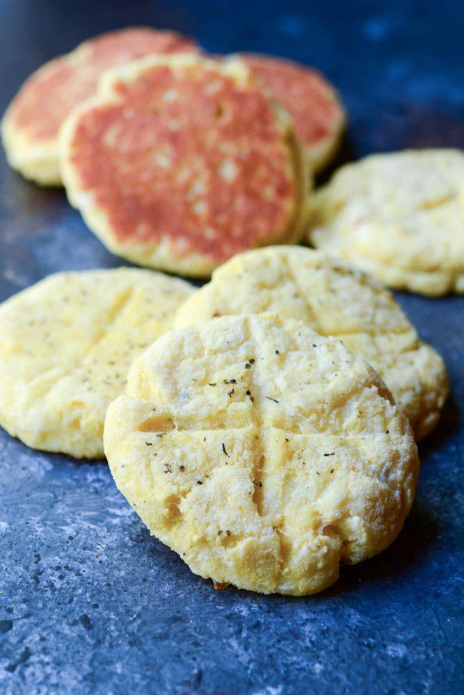 Keto Bread Rolls Coconut Flour  Keto FatHead Rolls Almond Flour Free Recipe