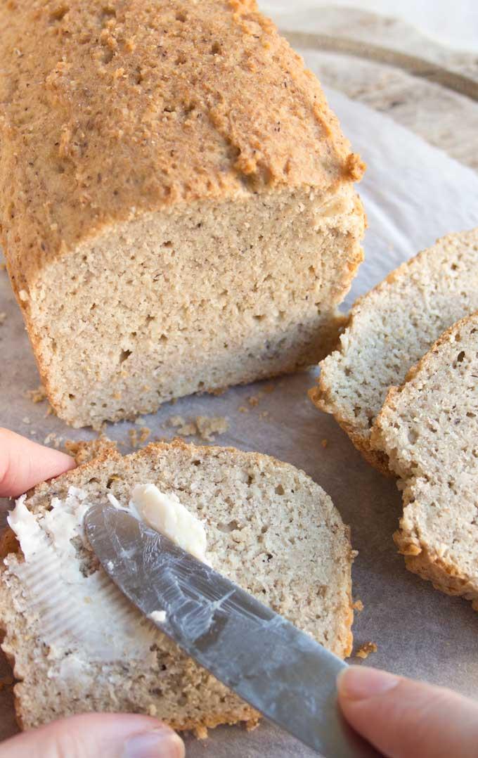 Keto Bread Sticks Almond Flour  Almond Flour Keto Bread Recipe – Sugar Free Londoner