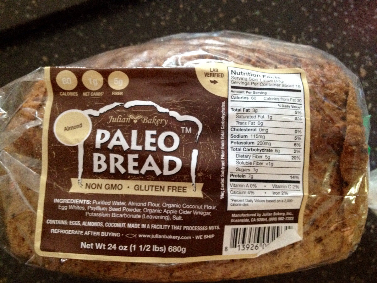 Keto Bread Whole Foods  Check out the stats on this Keto friendly bread 7g