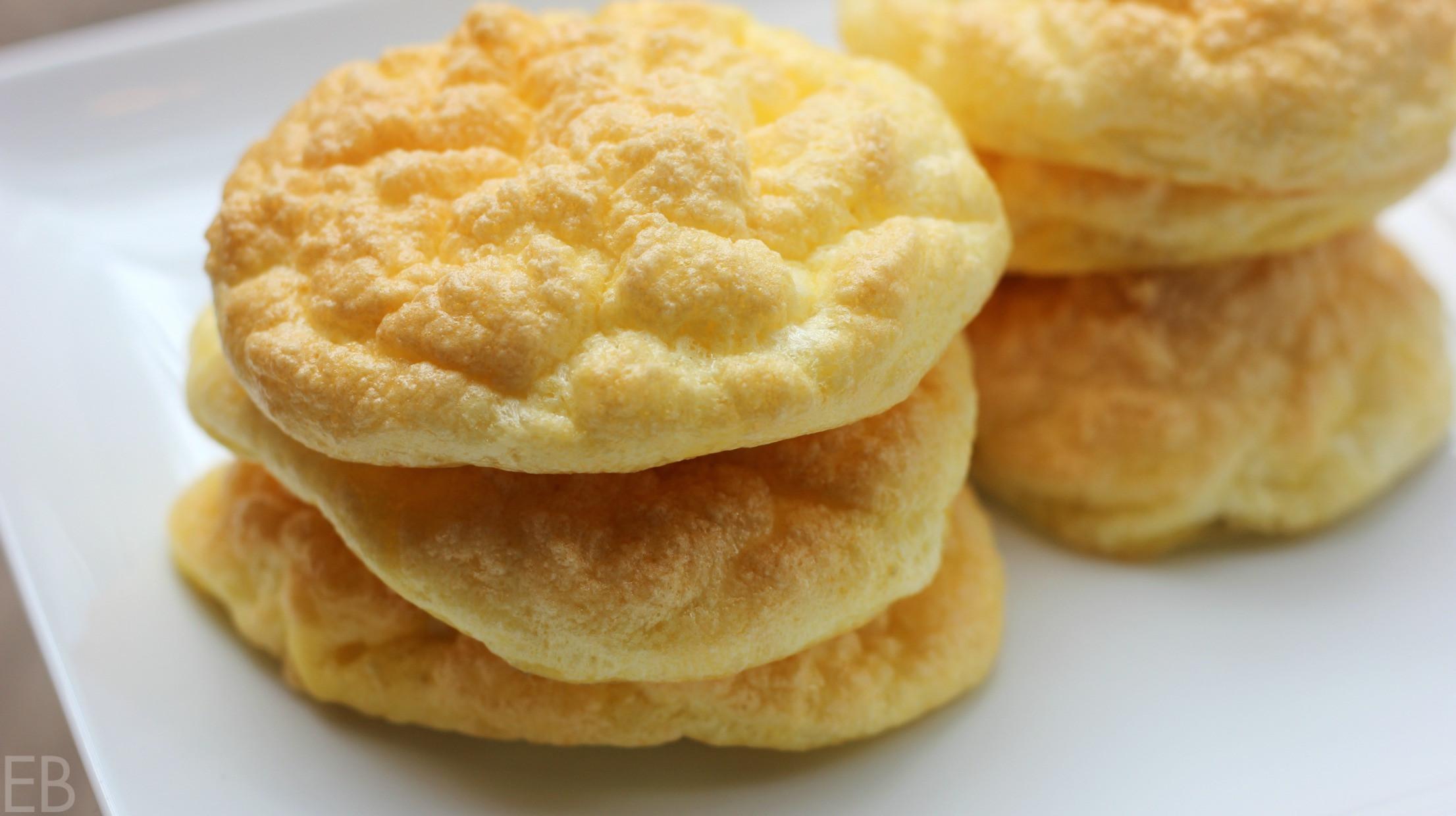 Keto Bread Whole Foods  Cloud Bread KETO Paleo GAPS Diet High Protein Low