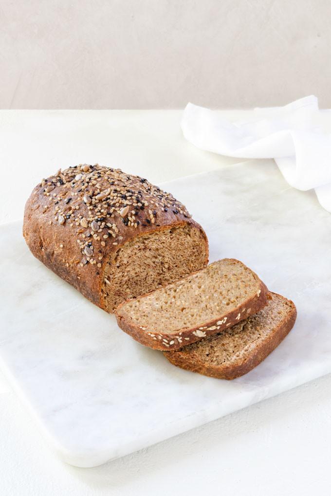 Keto Bread Whole Foods  Flaxseed Bread 1 Ingre nt Vegan Paleo Keto