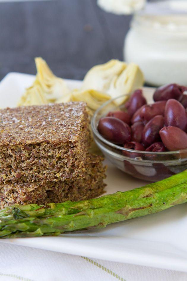 Keto Bread Whole Foods  Keto Flaxseed Focaccia Bread Recipe