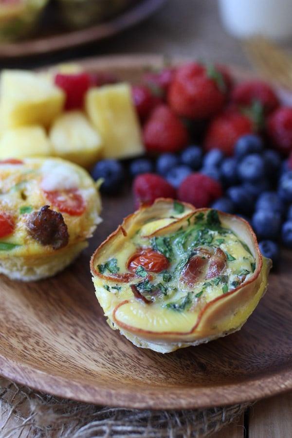Keto Breakfast Egg Cups  Keto Egg Cups 5 Ways