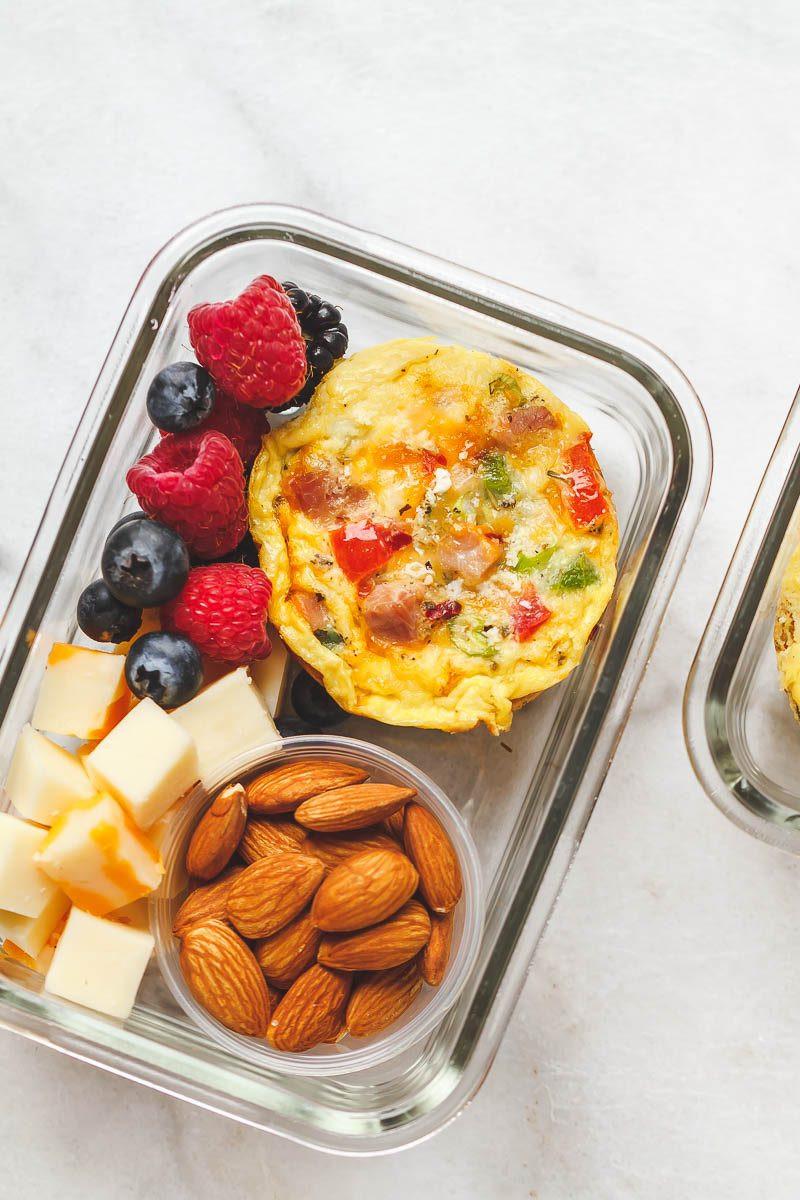 Keto Breakfast Recipes Easy On The Go  Easy Keto Meal Prep Breakfast Recipe – Best Keto Breakfast