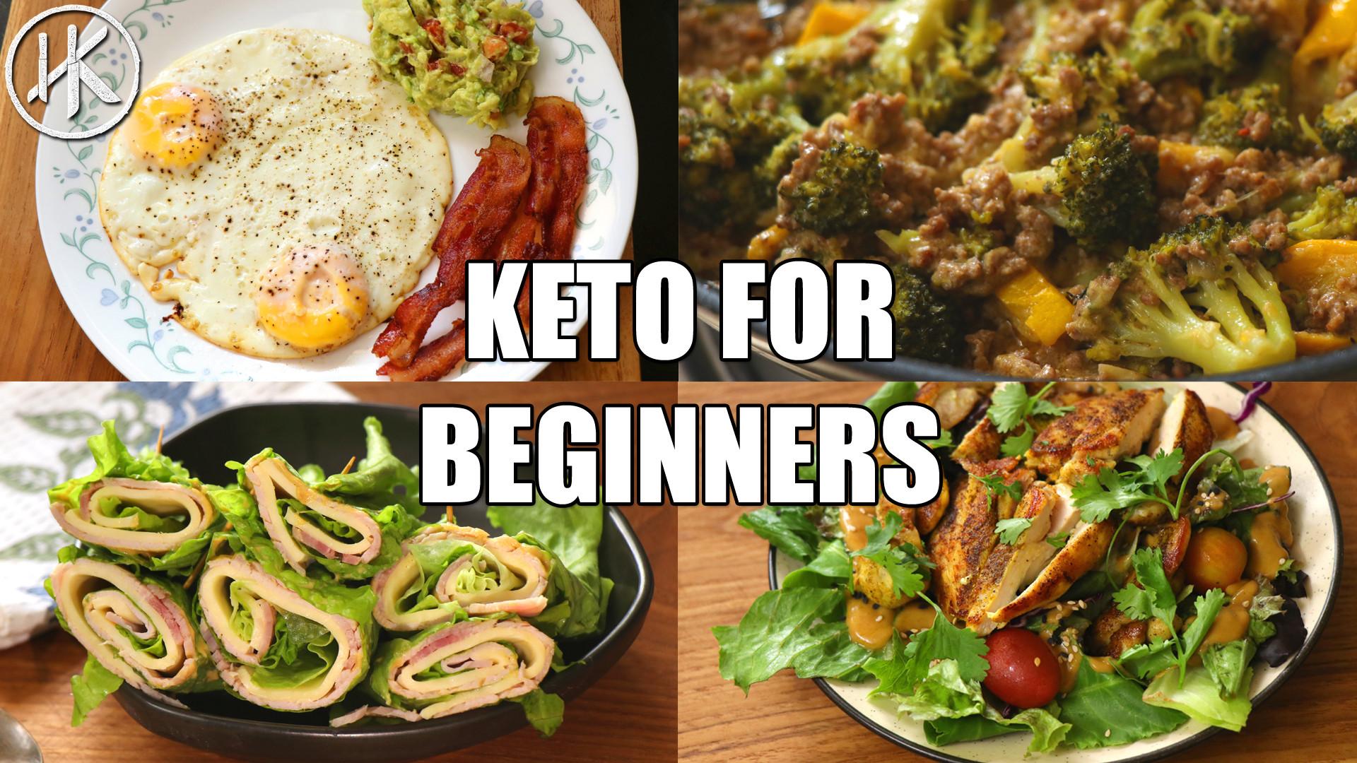 Keto Breakfast Recipes For Beginners  Keto for Beginners Free Keto Meal Plan Headbanger s