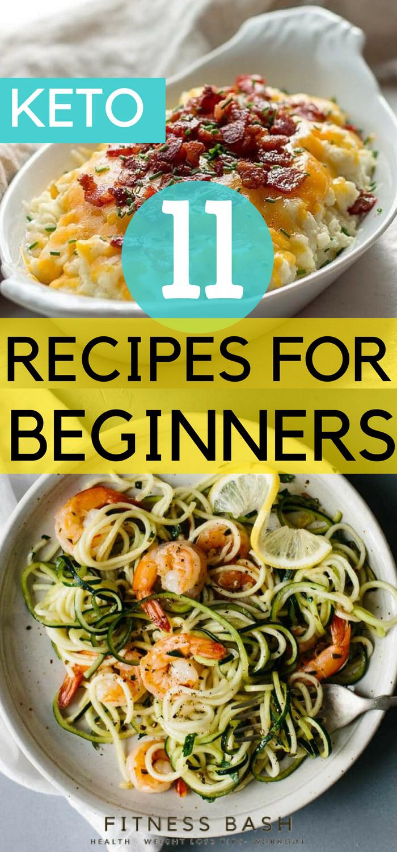 Keto Breakfast Recipes For Beginners  11 Easy Keto Recipes for Beginners