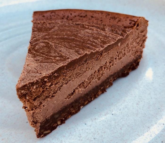Keto Dessert Cheesecake  Keto Chocolate Cheesecake