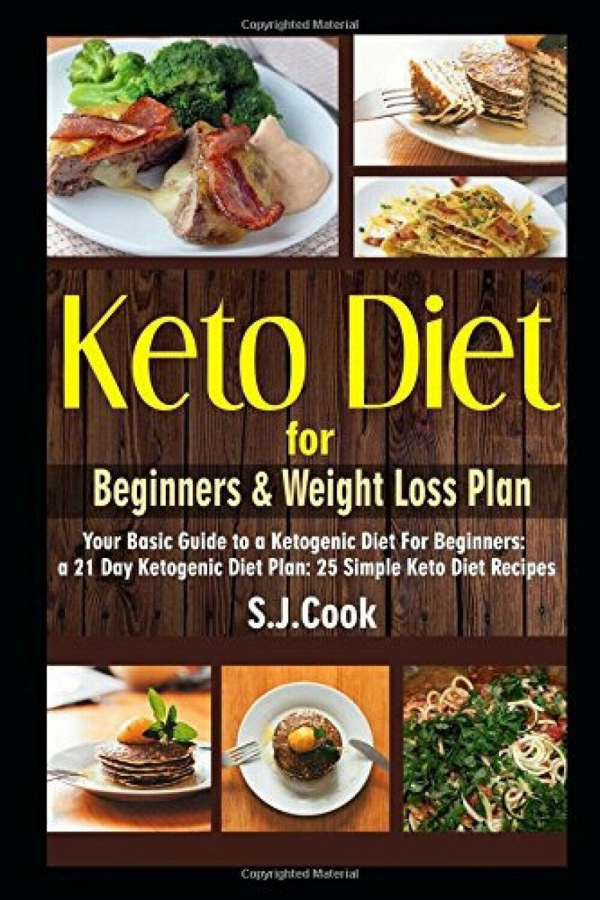 Keto Diet For Beginners Losing Weight  Keto Diet For Beginners and Weight Loss Plan Book Cooking