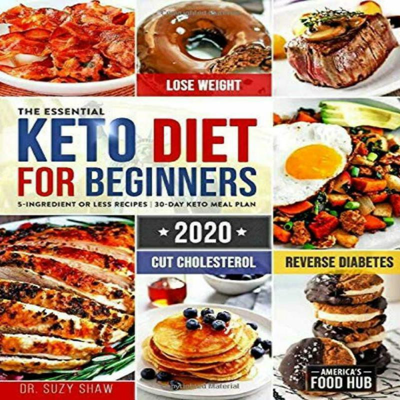 Keto Diet For Beginners Losing Weight Snacks  Keto Diet for Beginners Quick & Easy Ketogenic Recipes