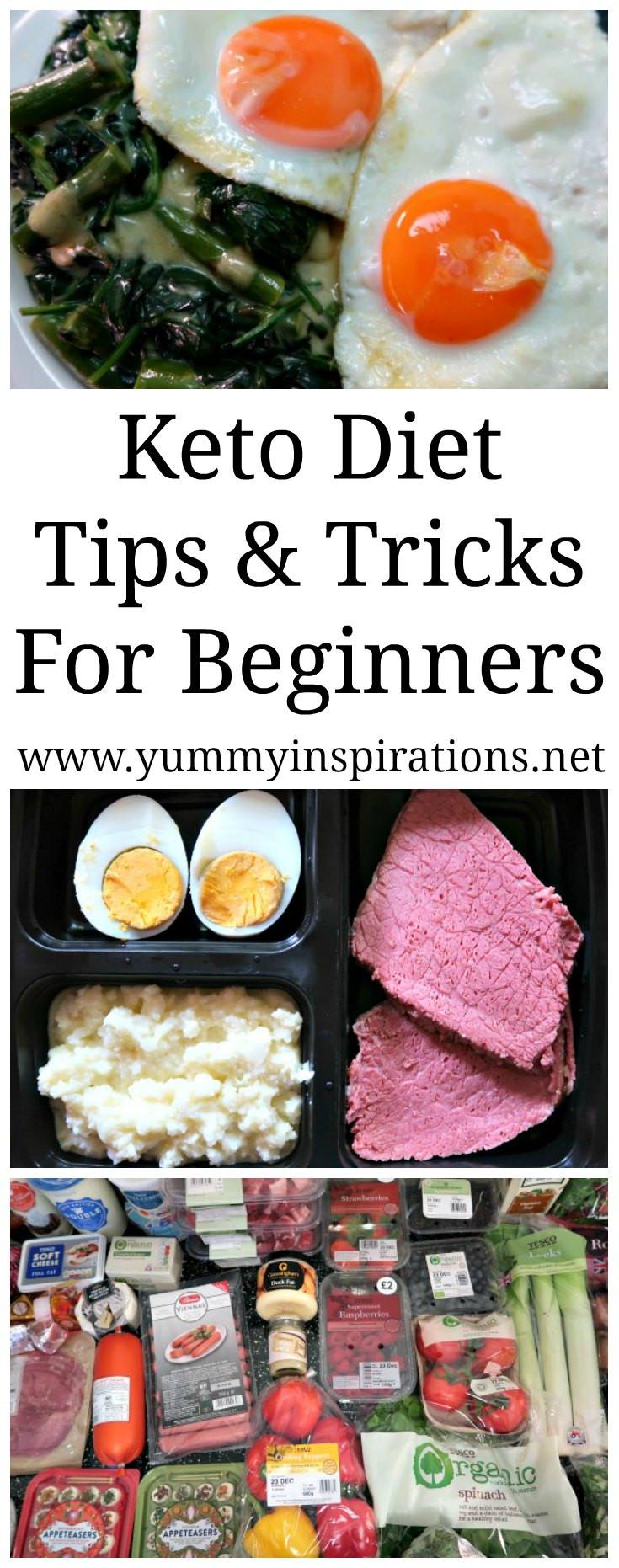 Keto Diet For Beginners Losing Weight Snacks  Keto Tips For Beginners Tips and Tricks for Ketogenic