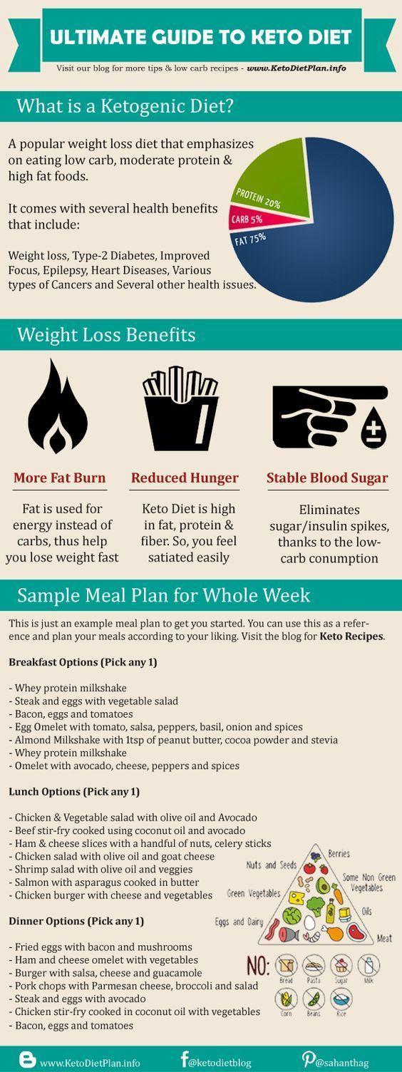 Keto Diet For Beginners Meal Plan Vegetarian  1727 best info images on Pinterest