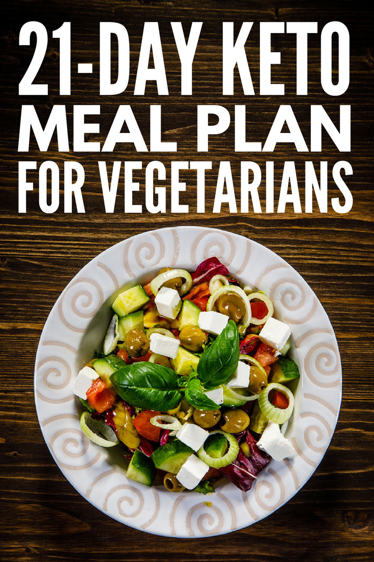 Keto Diet For Beginners Meal Plan Vegetarian  Keto Diet for Ve arians Simple 21 Day Ve arian Keto