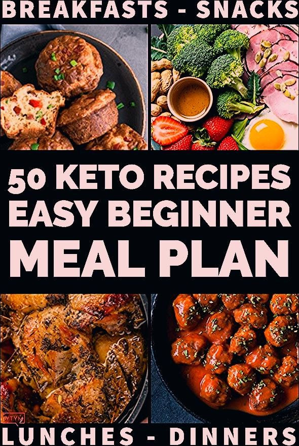 Keto Diet For Beginners Week 1 Easy  Keto Diet for Beginners Meal Plan This keto t for