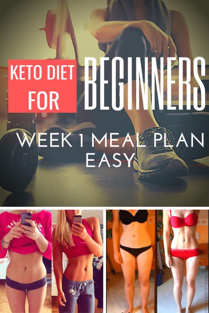 Keto Diet For Beginners Week 1 Meal Plan Easy  keto t for beginners week 1 meal plan easy