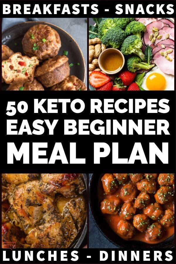 Keto Diet For Beginners Week 1 Meal Plan Recipes  This keto t for beginners meal plan has more than week