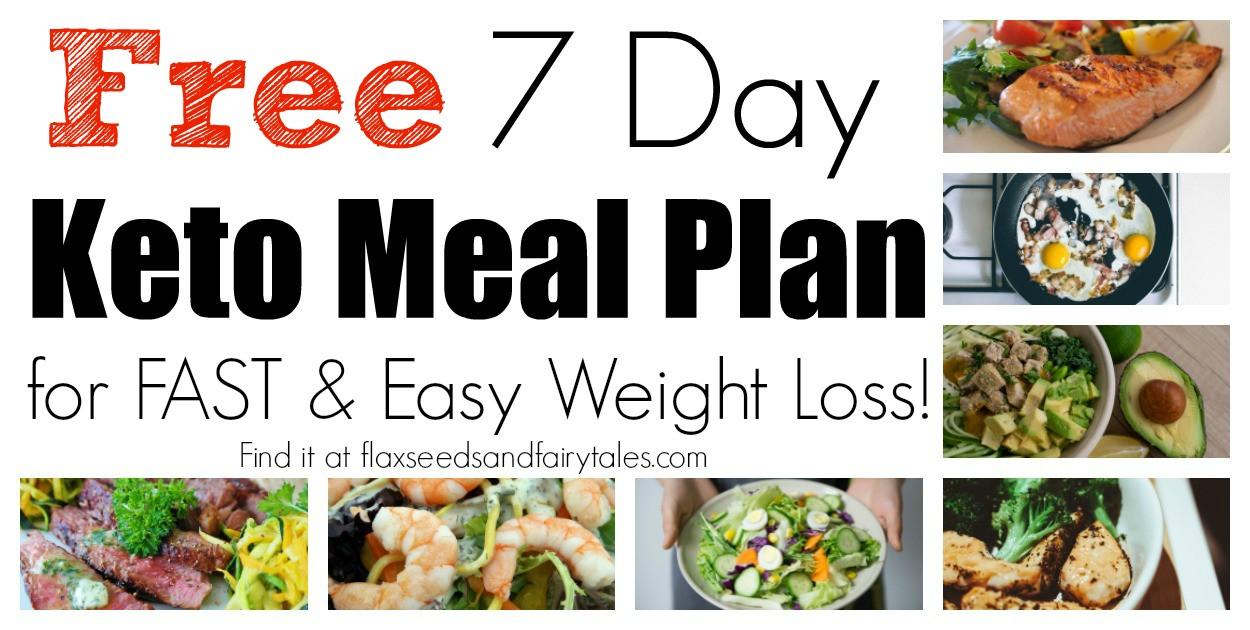 Keto Diet For Beginners Week 1 Meal Plan Recipes  FREE e Week Keto Meal Plan for Beginners An easy