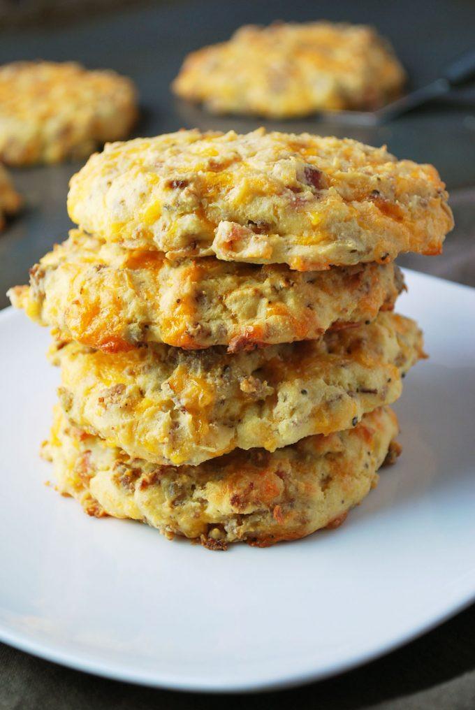 Keto Diet Recipes Breakfast  Keto Diet Friendly Savory Breakfast Cookies Amee s Savory