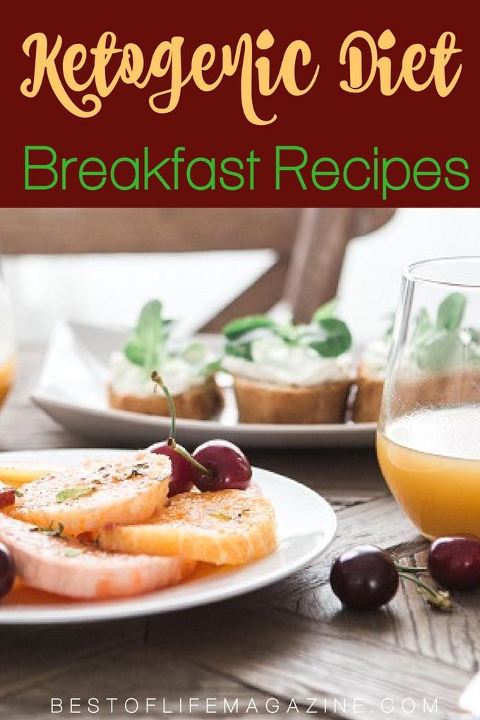 Keto Diet Recipes Breakfast  Ketogenic Diet Recipes for Breakfast The Best of Life