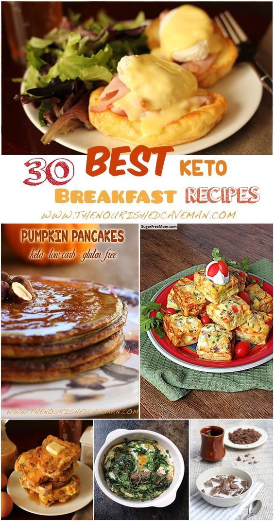 Keto Diet Recipes Breakfast  The 30 Best Keto Breakfast Recipes