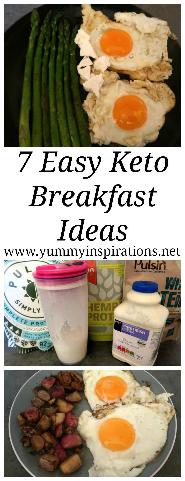 Keto Diet Recipes Breakfast  7 Easy Keto Breakfast Ideas Low Carb & Ketogenic Diet
